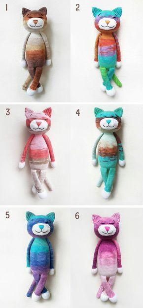 d91da4ce1 Large Ami Cat crochet pattern