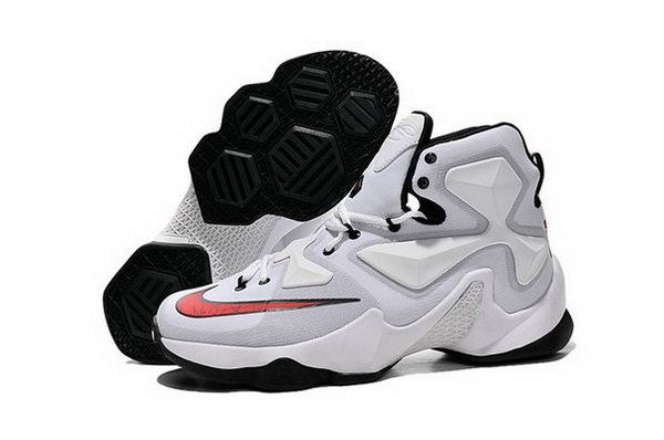 Nike Lebron Xiii 13 New White Black Sneakers Denmark Sneakers Black Sneakers Nike Lebron