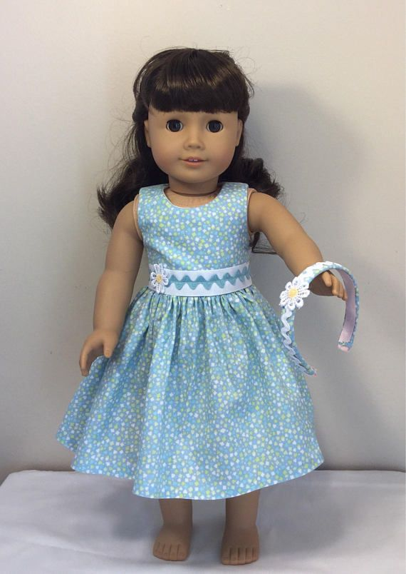 18 inch doll clothes made to fit like an American Girl Doll ...