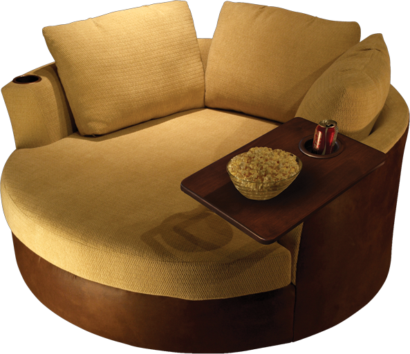 The Cuddle Couch Elite Home Theater Seating Home Theater