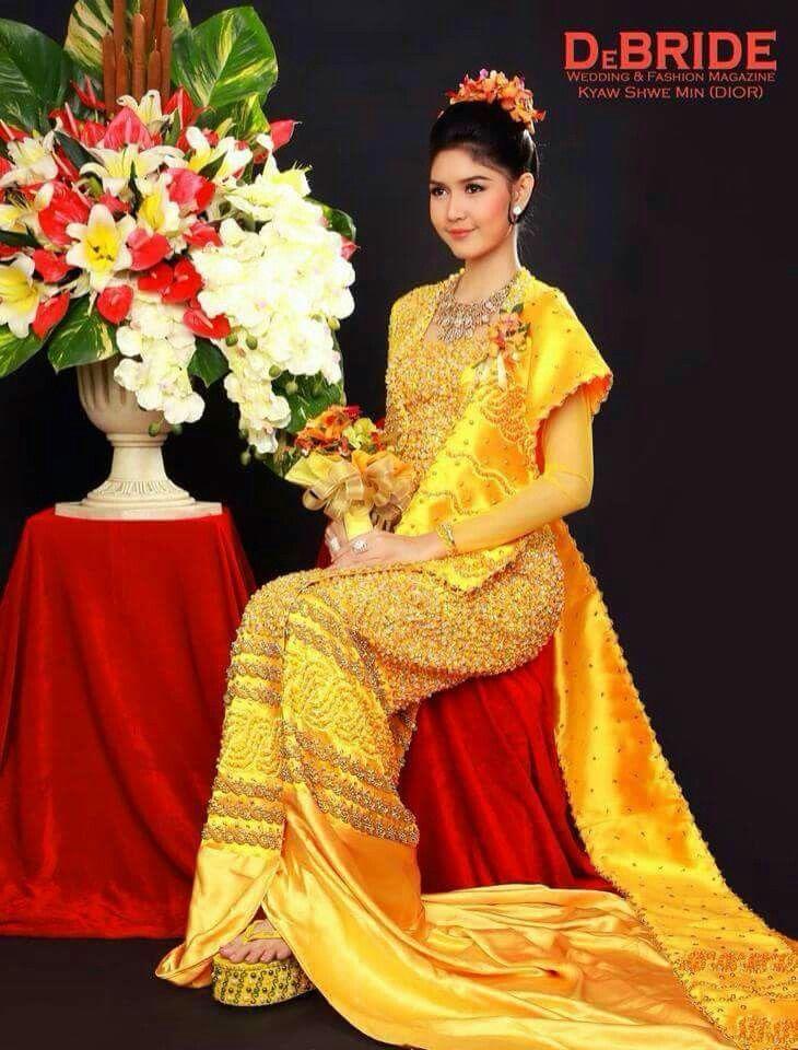 Dorable Myanmar Wedding Dress Collection - Wedding Ideas - nilrebo.info