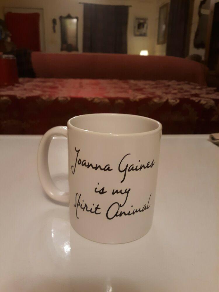 Orca Coatings Mug Joanna Gaines Is My Spirit Animal Orcacoarings Mugs Coffee Type Christmas Mugs