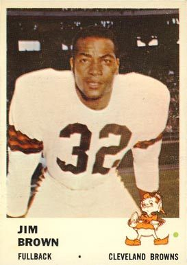 jim brown football player