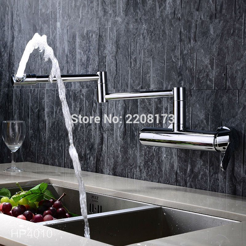 Cheap pot filler faucets, Buy Quality kitchen sink faucet directly ...