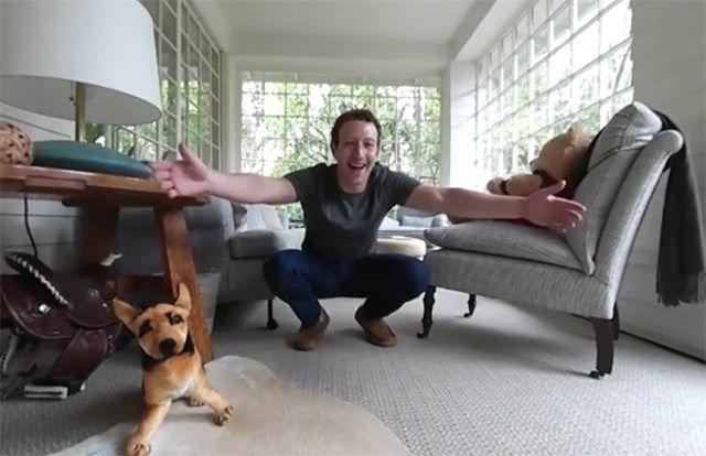 News-Tipp: Mark Zuckerberg teilt 360 Video von Tochter Max ersten Schritten - http://ift.tt/2hS82wo #aktuell