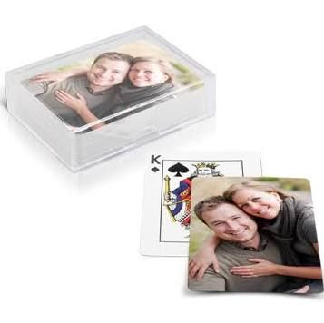 Personalized Playing Cards From Walgreens 23 Custom Playing
