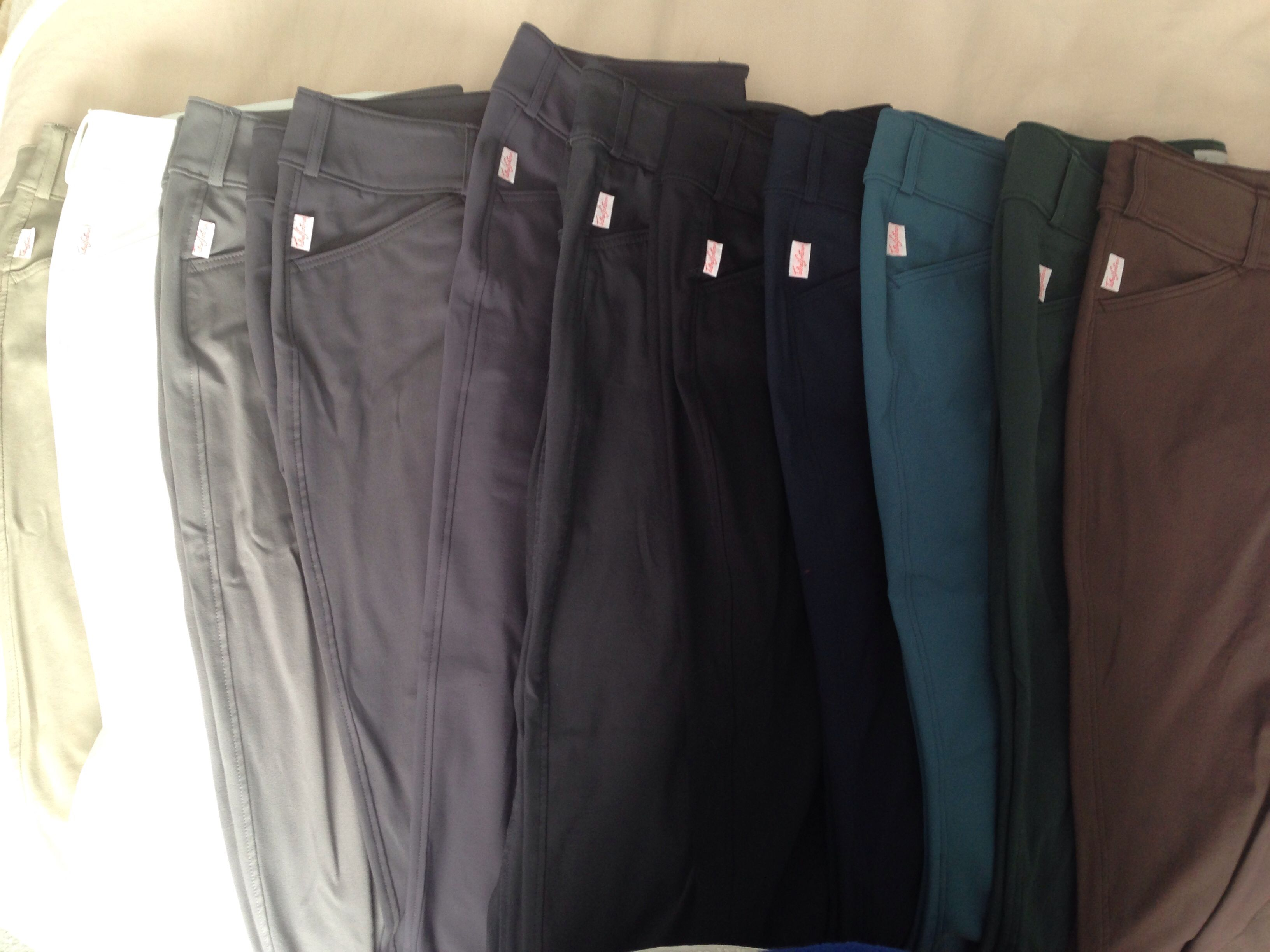 Tailored Sportsman breeches... want!!!