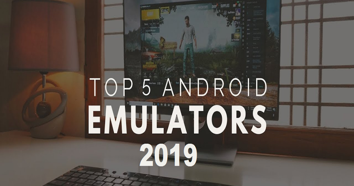 Top 5 Free Android Emulators For PC 2019 hey what's up guys