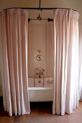 Tuesday Tip Shower Curtain Drapes Modern Shower Curtains Pink