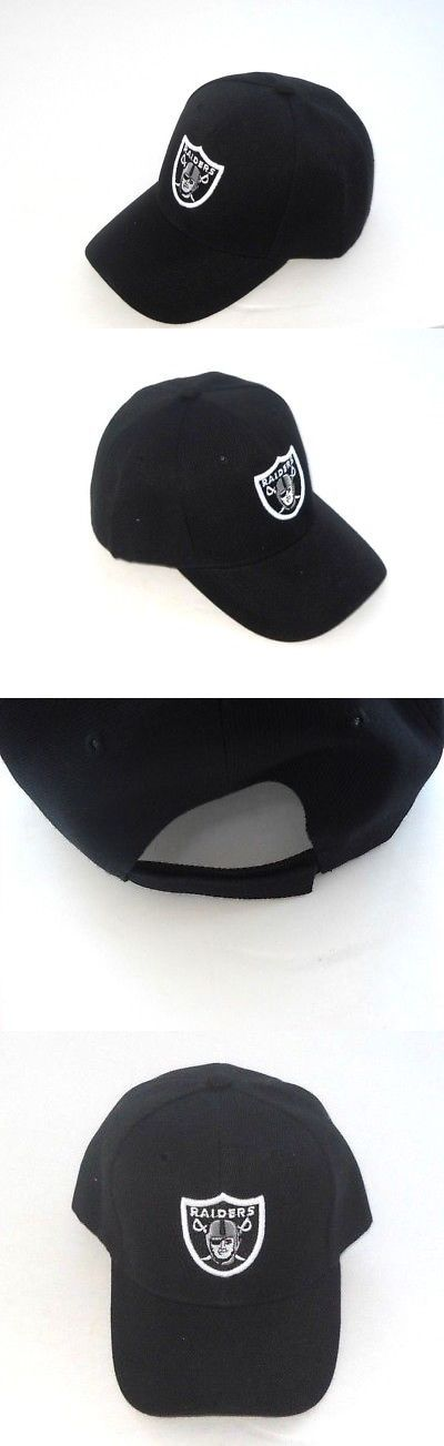 94508fdd46a Hats 163543  Oakland Raiders Hat Cap Black Classic Style One Size New!! -   BUY IT NOW ONLY   11.69 on  eBay  oakland  raiders  black  classic  style