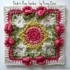 ♡ ♡ Crochê - Flores - / ♡ ♡ Crochet - Flowers -