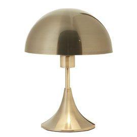 Lampe Krom Tactile Metal Laiton H 30 Cm E27 40w Lampe Decoration Lamp Lampe De Bureau