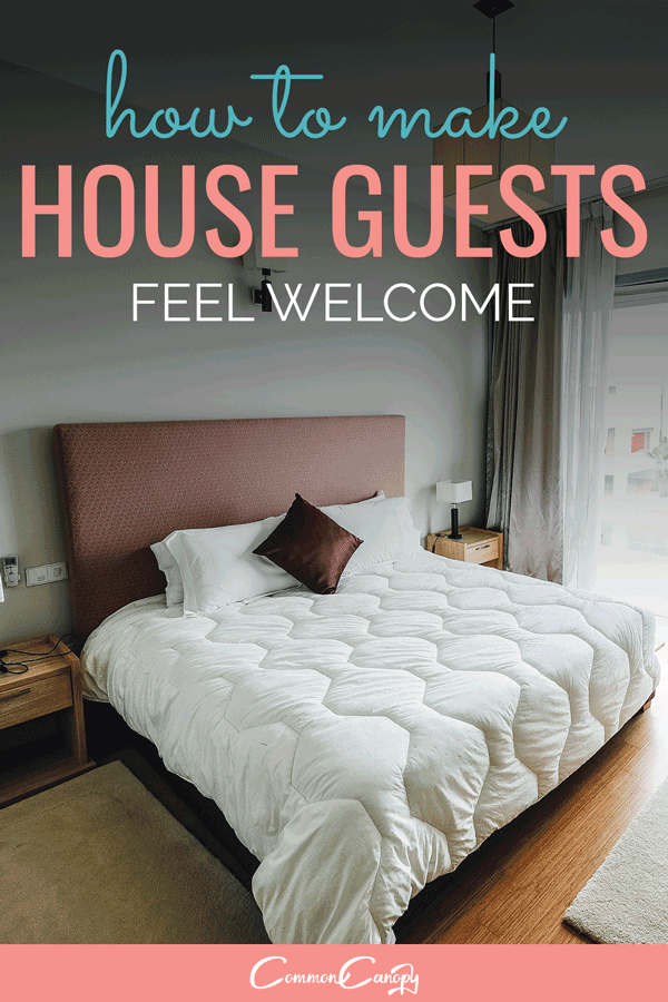 How To Be The Perfect Host Home For Overnight Guests Moving