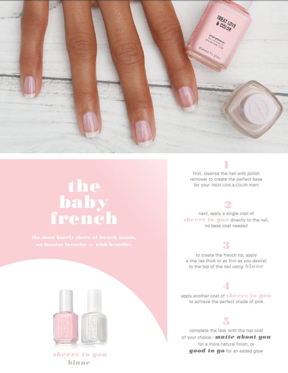 A pastel love letter to your nails - strengthen and nourish with ...