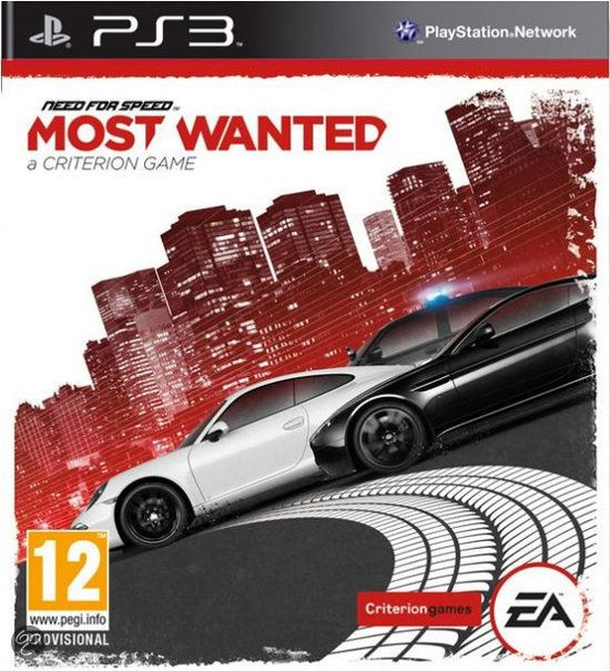 The new Need For Speed Most Wanted game is almost to be released