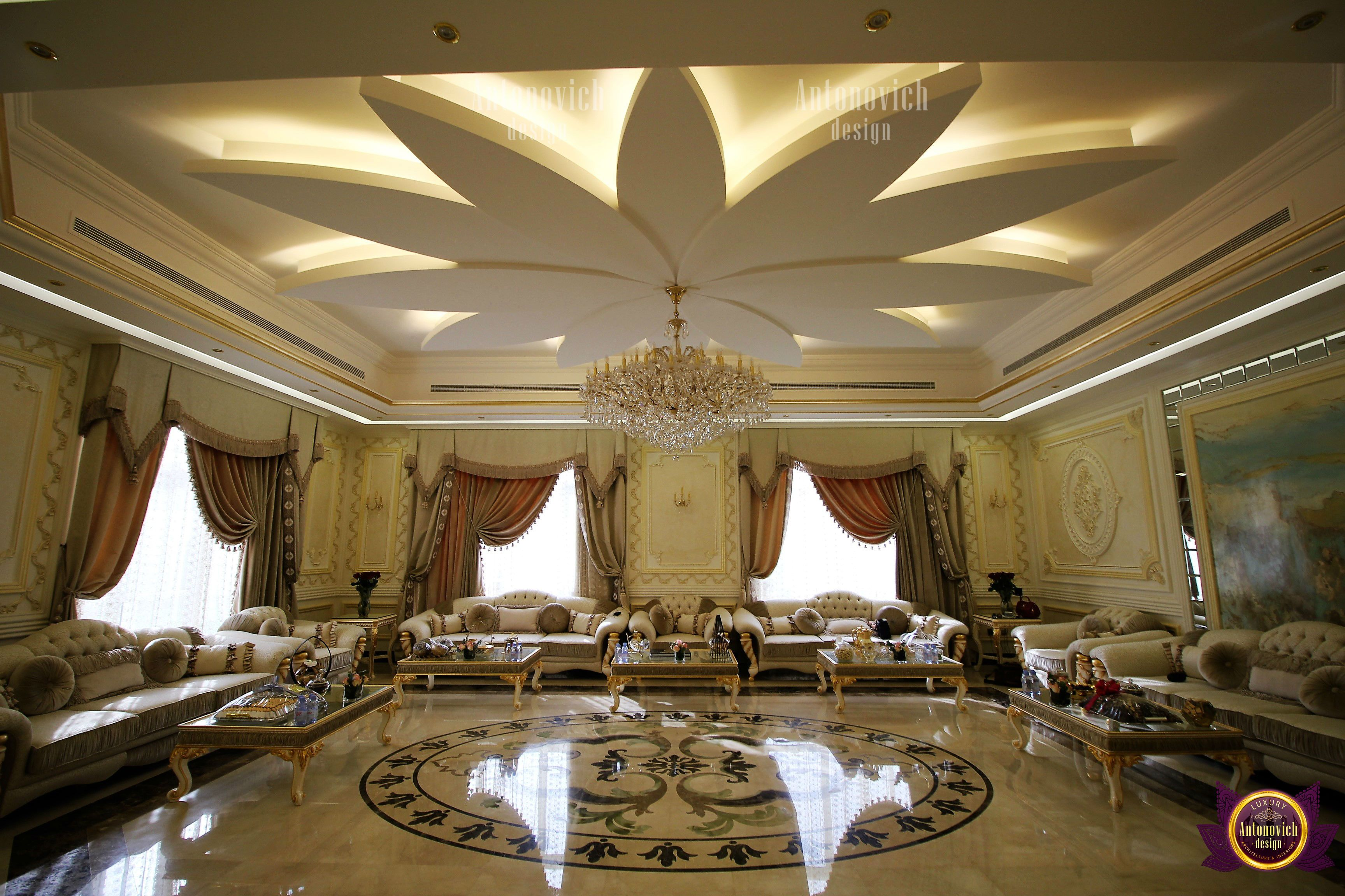 Have You Ever Seen Such A Marvelous And Majestic Luxurious Place Like This Royal Sitting Room Now Luxury Ceiling Design Ceiling Design Bedroom Celling Design