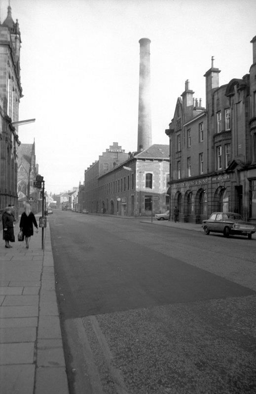 Kinnoull St 1969 Perth Scotland Perth Hometown