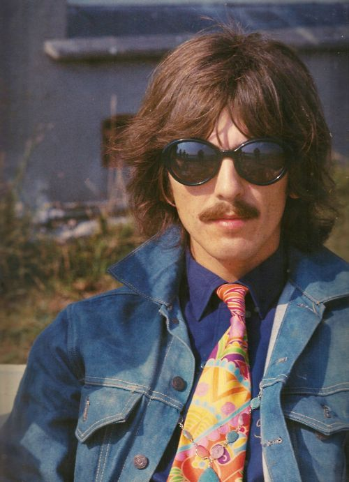 liquidcassidy: George Harrison in 1967