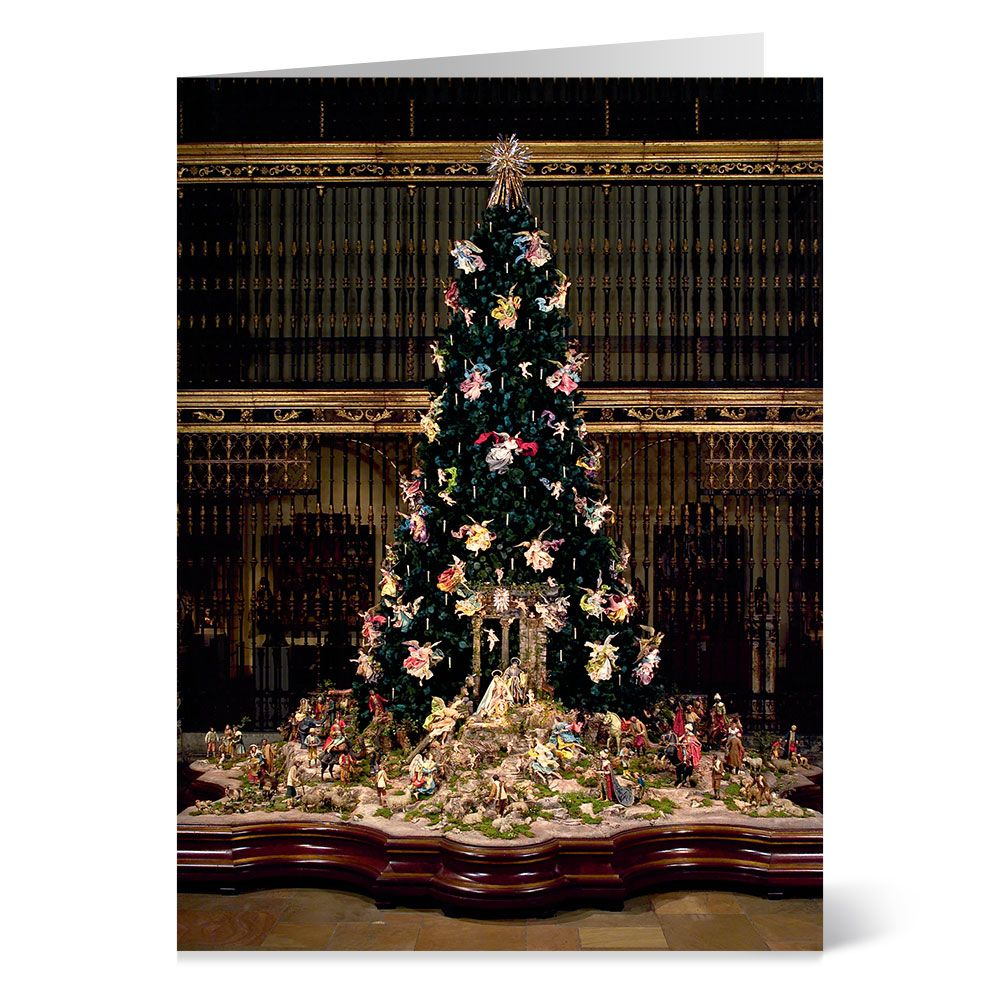 Angel Tree Holiday Cards | Angel, Holidays and Vintage christmas cards