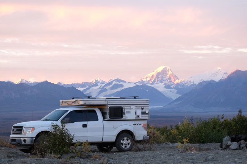 The Ultimate Alaska Road Trip In A Truck Camper Best Tips And