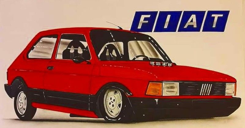 Pin De Idelbrando Torres En Fiat 147 Spazio En 2020 Motos