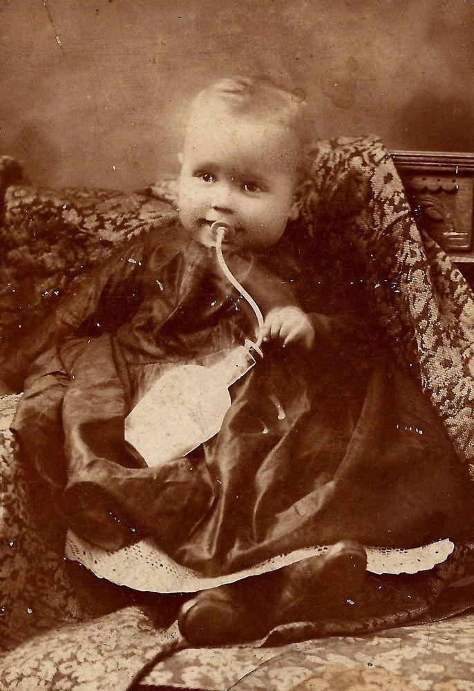 baby antique vintage