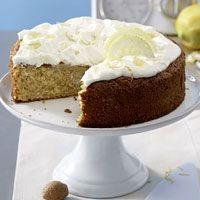 Apfel Mandel Kuchen Mit Ingwer Topping Rezept All Easy Cakes