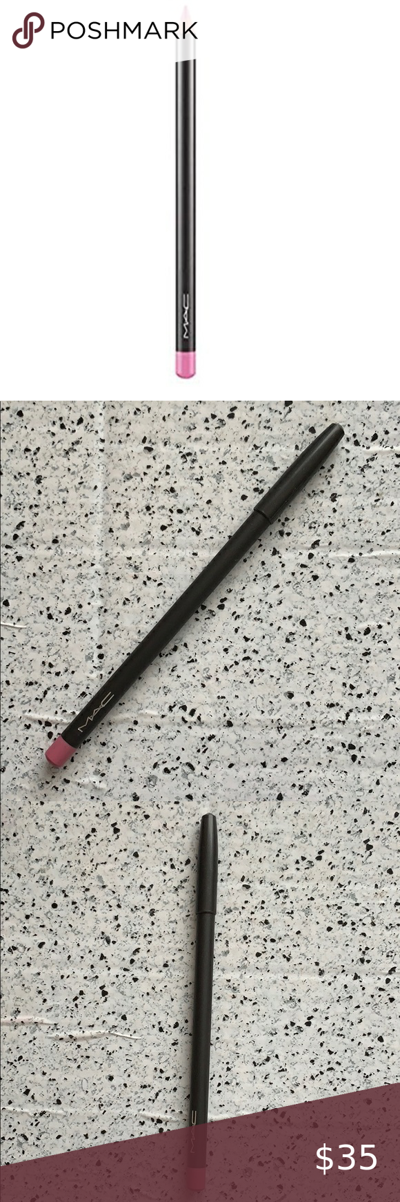 MAC PRO LONGWEAR LIP PENCILS~Many Shades~Discontinued~Rare ... |Mac Stone Lip Liner Discontinued