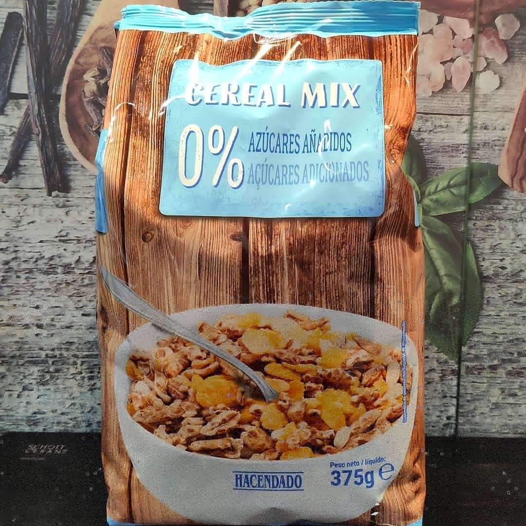 Mix De Cereales Sin Azúcares Añadidos Cereales Sin Azucar Lista De La Compra Musculos