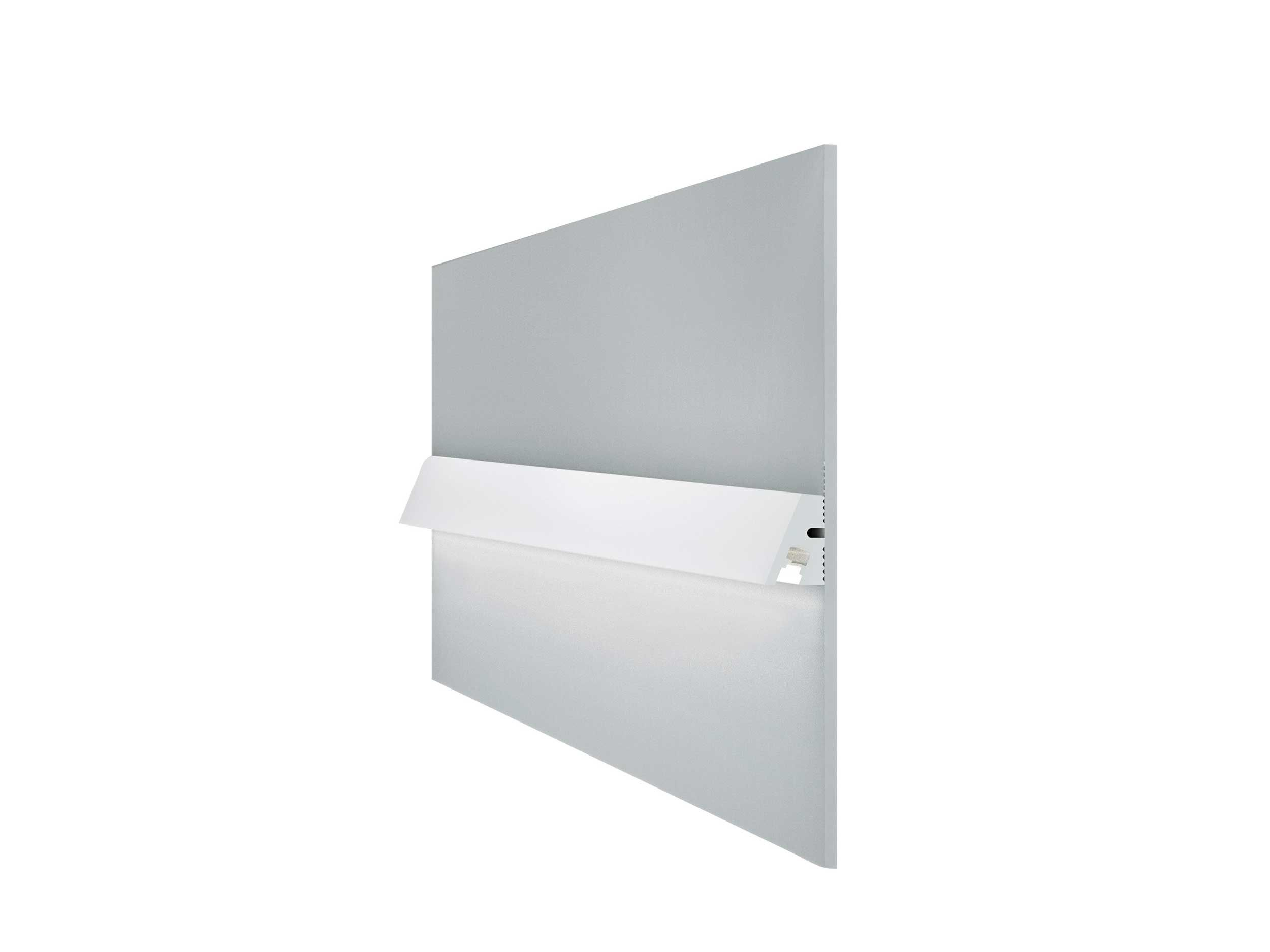 Built in outdoor LED light bar FYLO OUTDOOR by Linea Light
