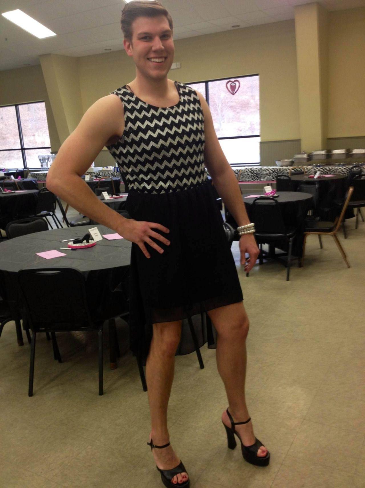 Snathtced From Muscleheels Men In Heels Men Wearing Skirts Men Wearing High Heels