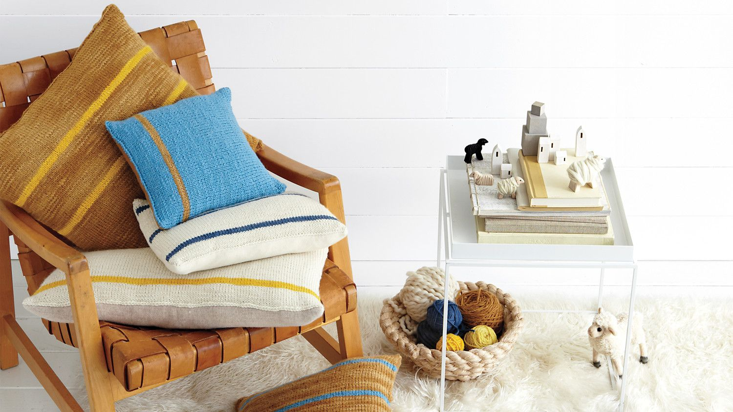 How to Clean an Area or Shag Rug How to clean pillows