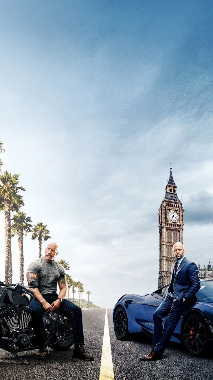 Fast & Furious Presents Hobbs & Shaw HD Wallpapers