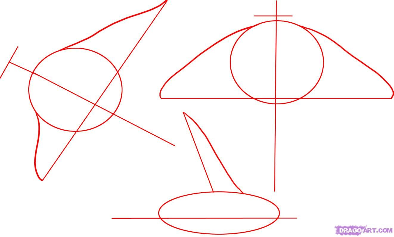 hight resolution of manta ray line chart
