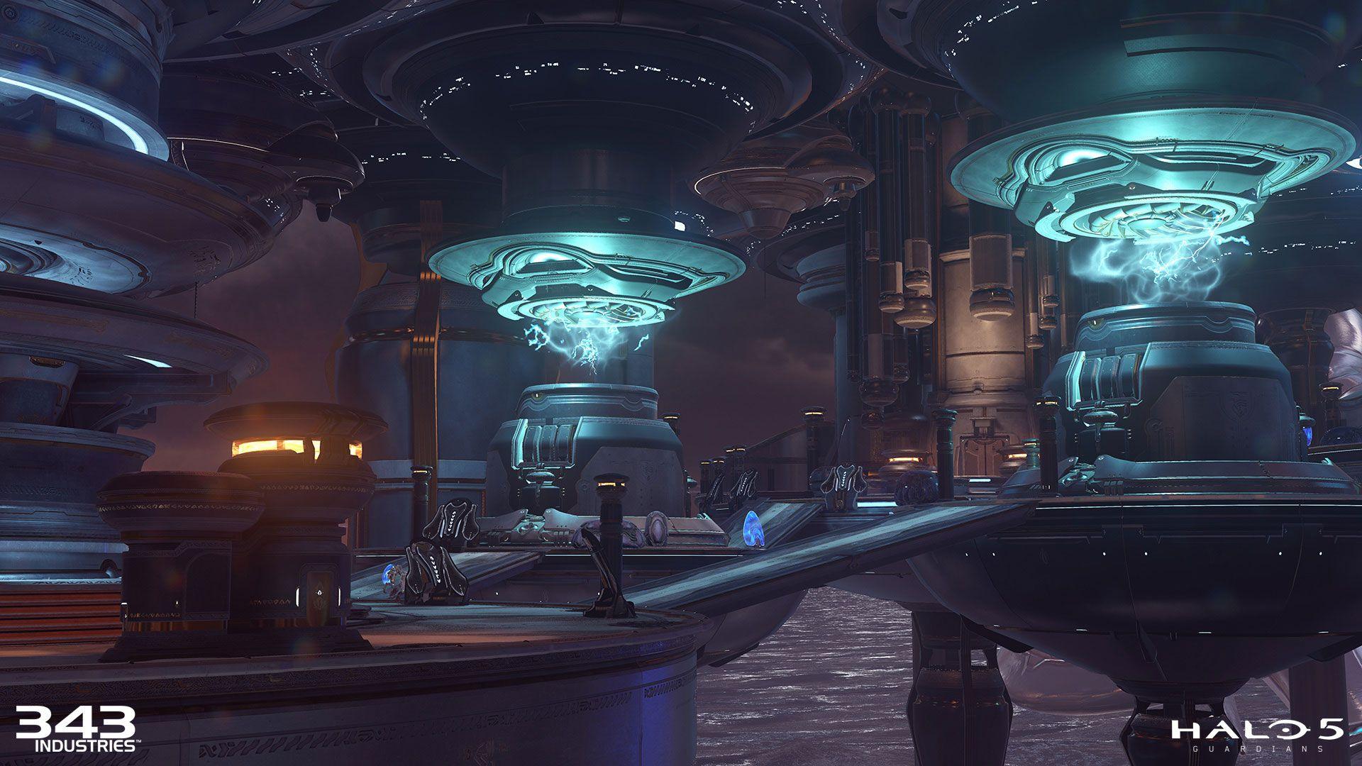 Halo 5 Art Showcase   Halo 5: Guardians   Community   Halo - Official Site