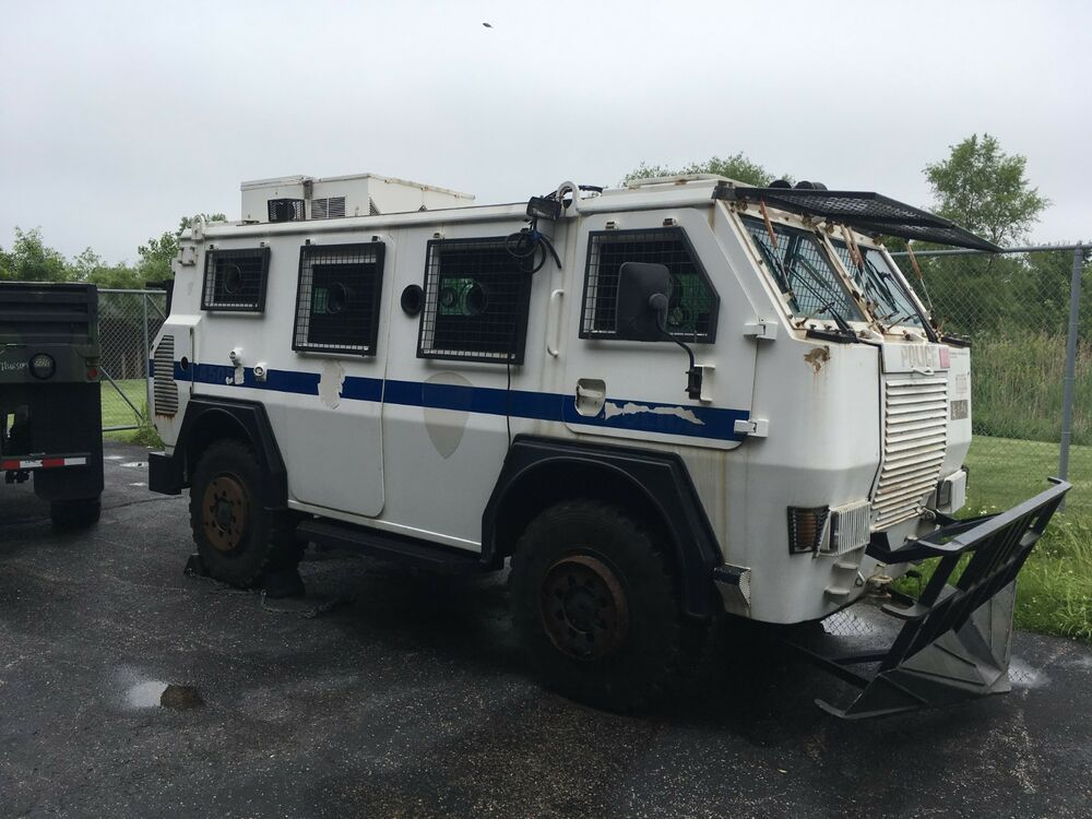 BAE RG12 Military Armored Truck MRAP Armored truck