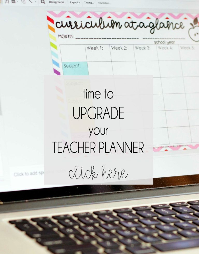 How to Set Up Your Google Drive Teacher Planner - A Modern Teacher
