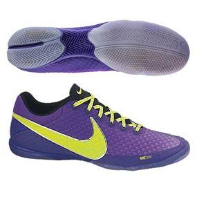 Nike FC247 Elastico Finale II Indoor Soccer Shoes (Purple