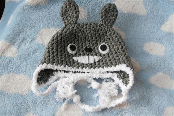 Totoro Crochet Hat Pattern For Kids Totoro Crochet And Patterns