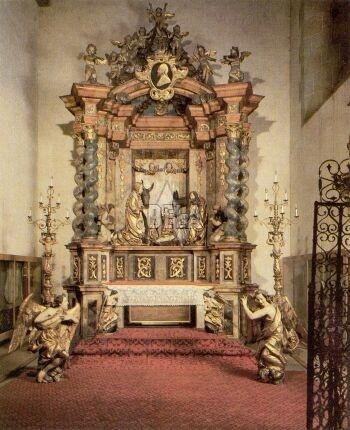 Lőcsei Szt, Jakab templom Slovkia