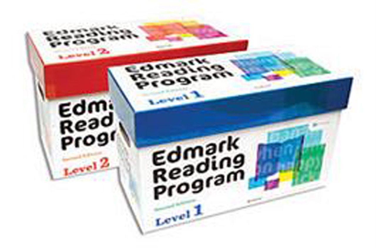 Edmark Reading Program Second Edition Levels 1 And 2
