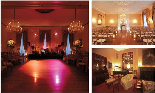 3 West Club New York Ny Wedding Reception Site