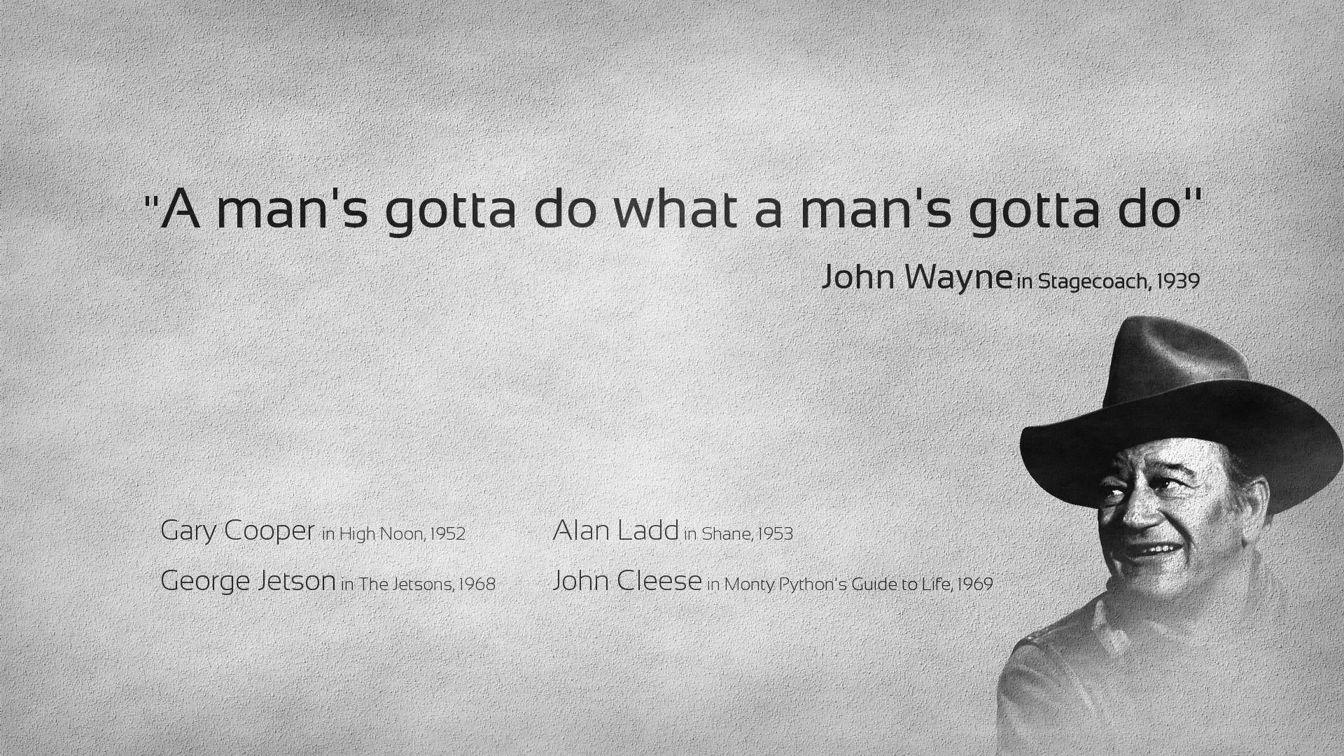 Pin On John Wayne