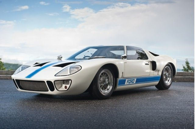 Steve Mcqueen Le Mans Film Car  Ford Gt Heads To Auction