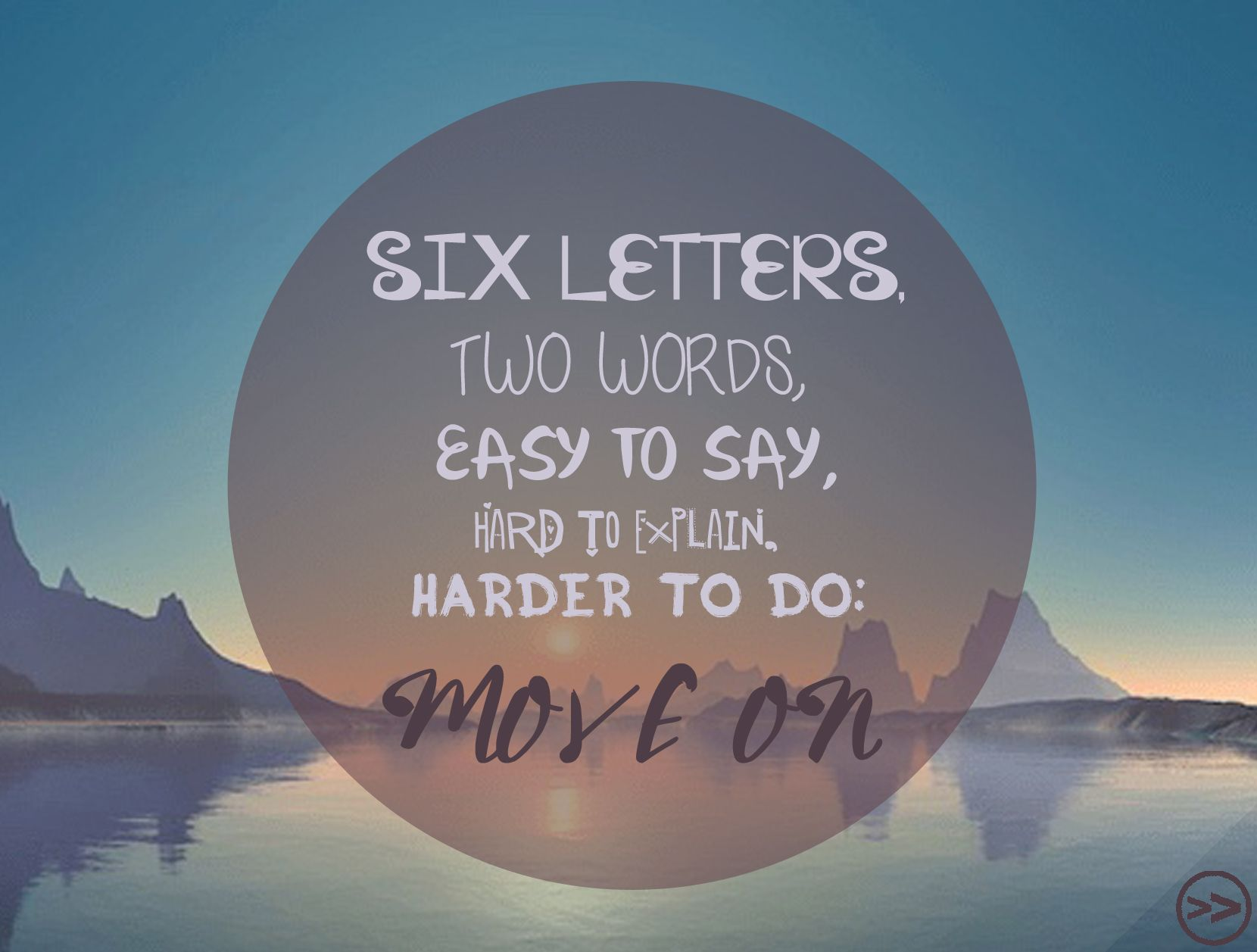 Six letters two words easy to say hard to explain harder to do