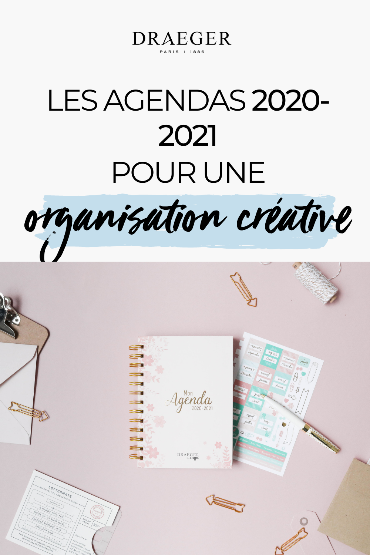Les Agendas 2020 2021 Pour Une Organisation Creative Pocket Diary Organization