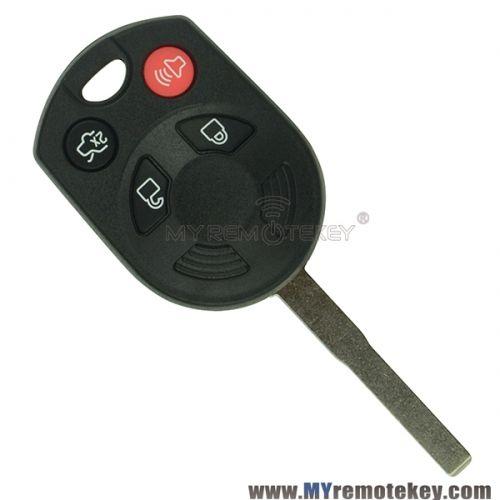 Remote Car Key For Ford Edge Mhz Id Bit Hu Mnwy