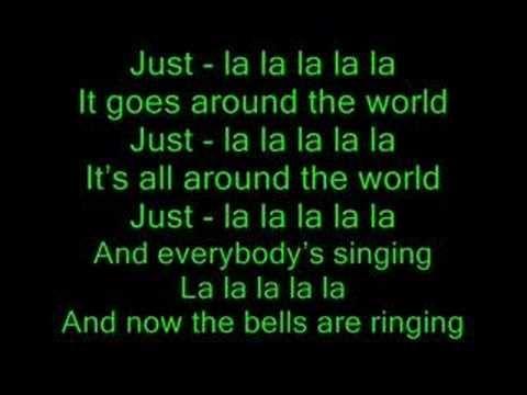 It Goes Around The World Atc With Lyrics Youtube Lyrics
