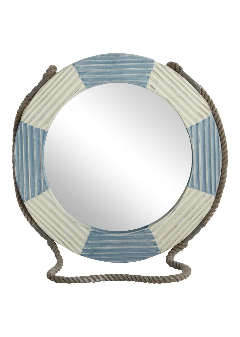 inspire me cottage circular mirror mirror nautical. Black Bedroom Furniture Sets. Home Design Ideas