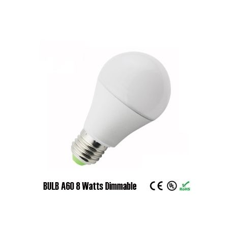 Green Energy Led Bulb 8w Dimmable With Images Led Flood Led